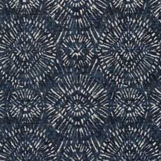 Ravello Navy (P1488),peformance plain Ravello Navy Fabric By the Yard