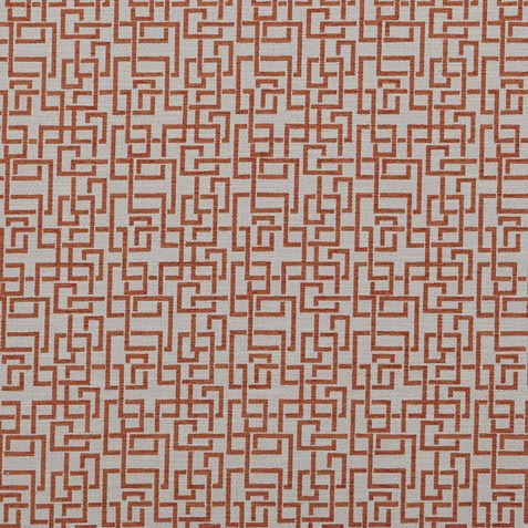 Rhea Coral Fabric By the Yard Product Thumbnail