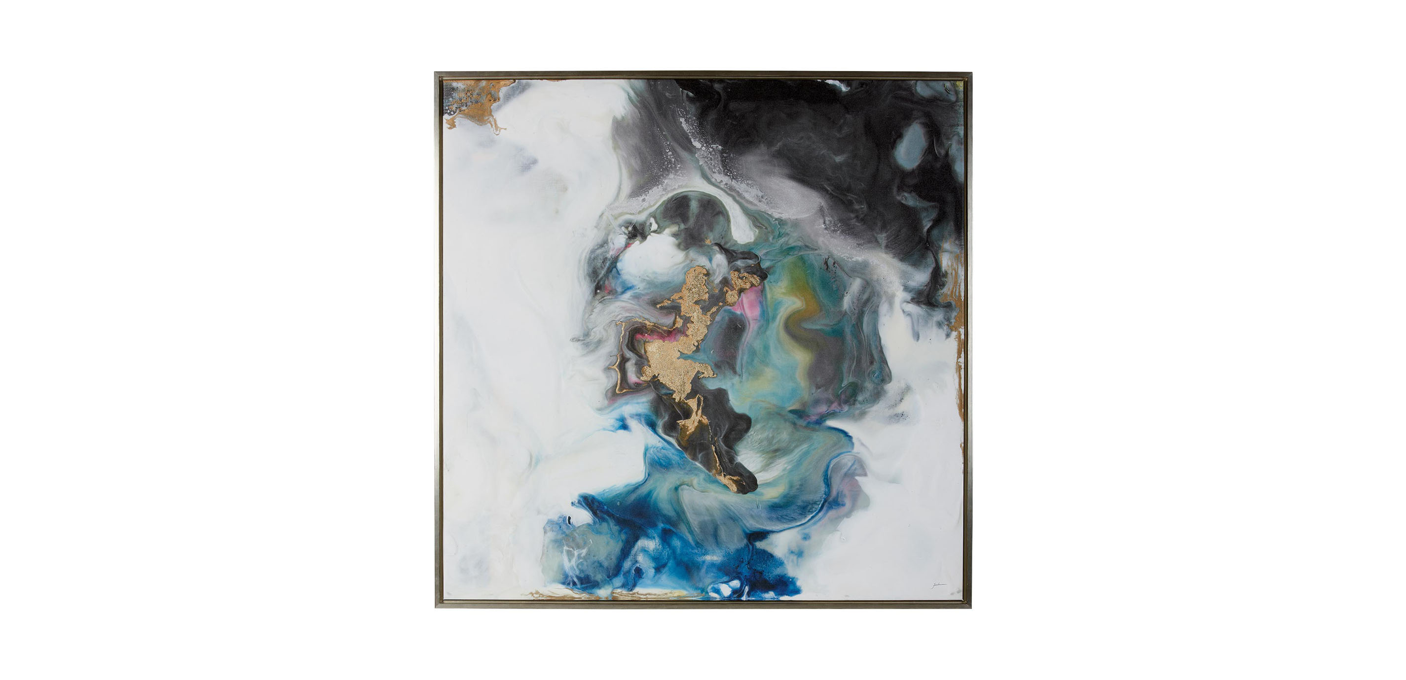 Ethan Allen Wall Art journey to the unknown   abstract