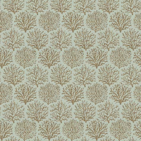 Coraline Seafoam Fabric by the Yard ,  , large