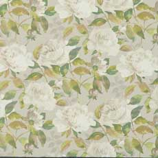 Audrina Pastel (18316) Audrina Charcoal Fabric By the Yard