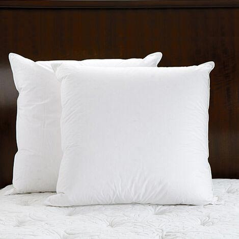 Hypoallergenic Down-Alternative Euro Pillow Product Thumbnail