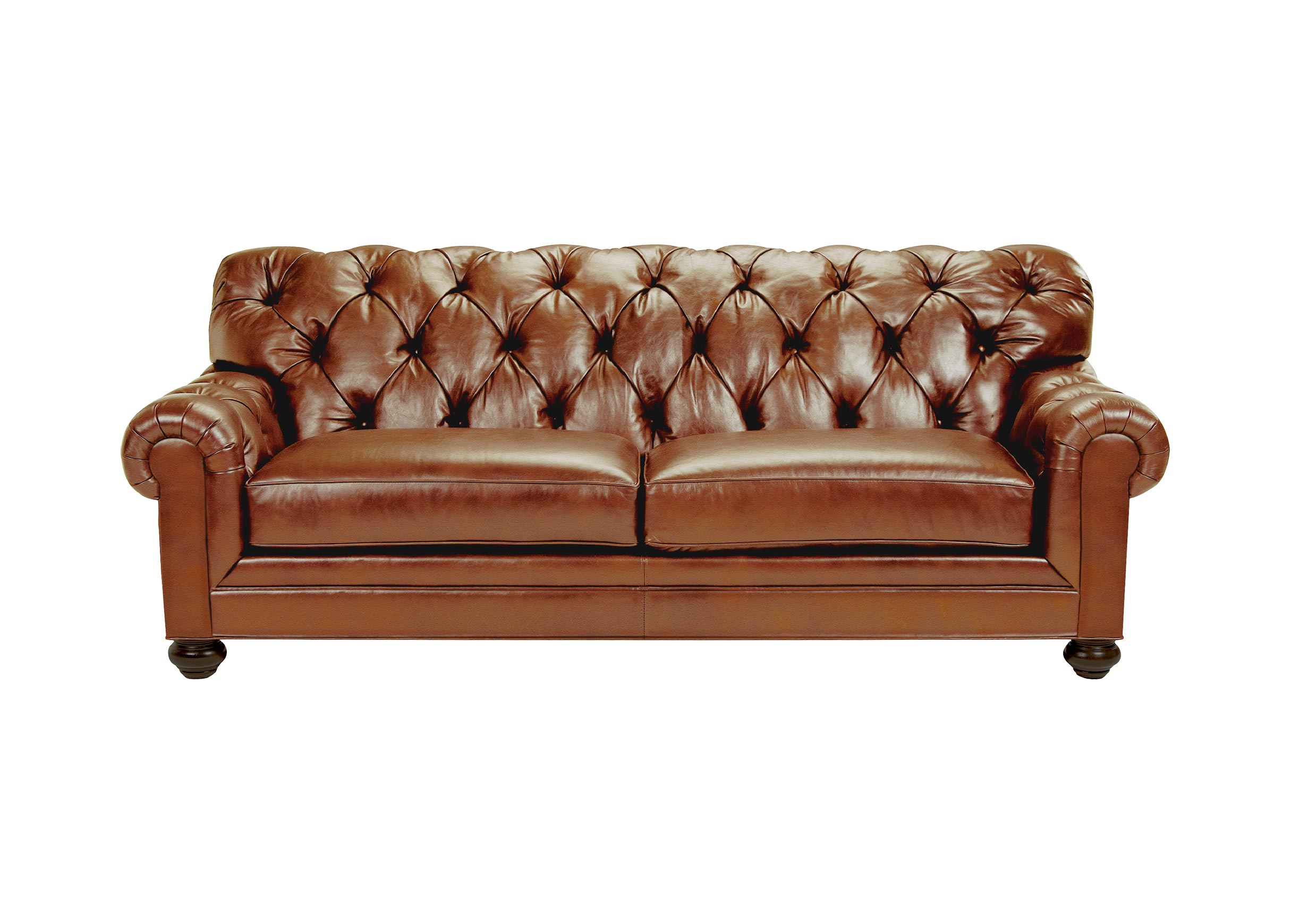 Chadwick Grand Leather Sofa Maxwell Parquet