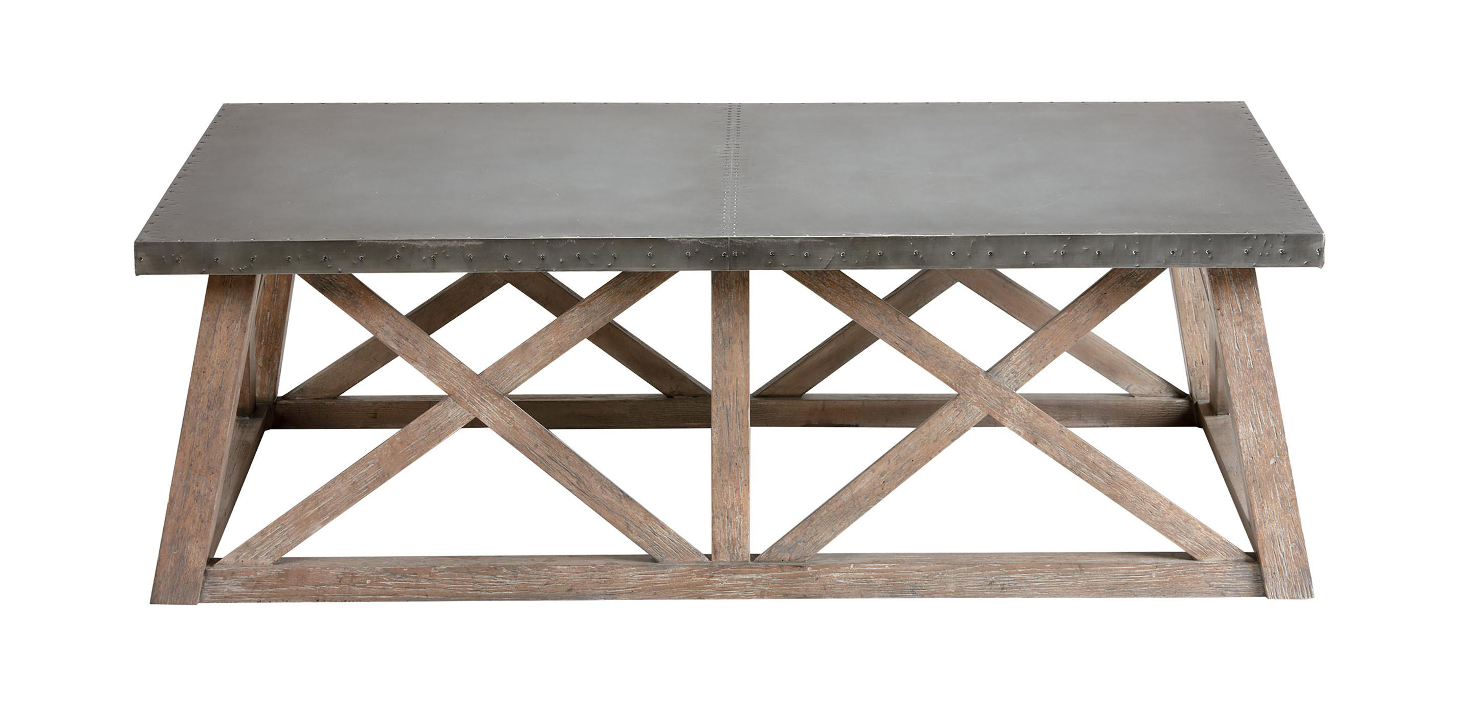 Charmant ... Metal Top Coffee Table. Images !