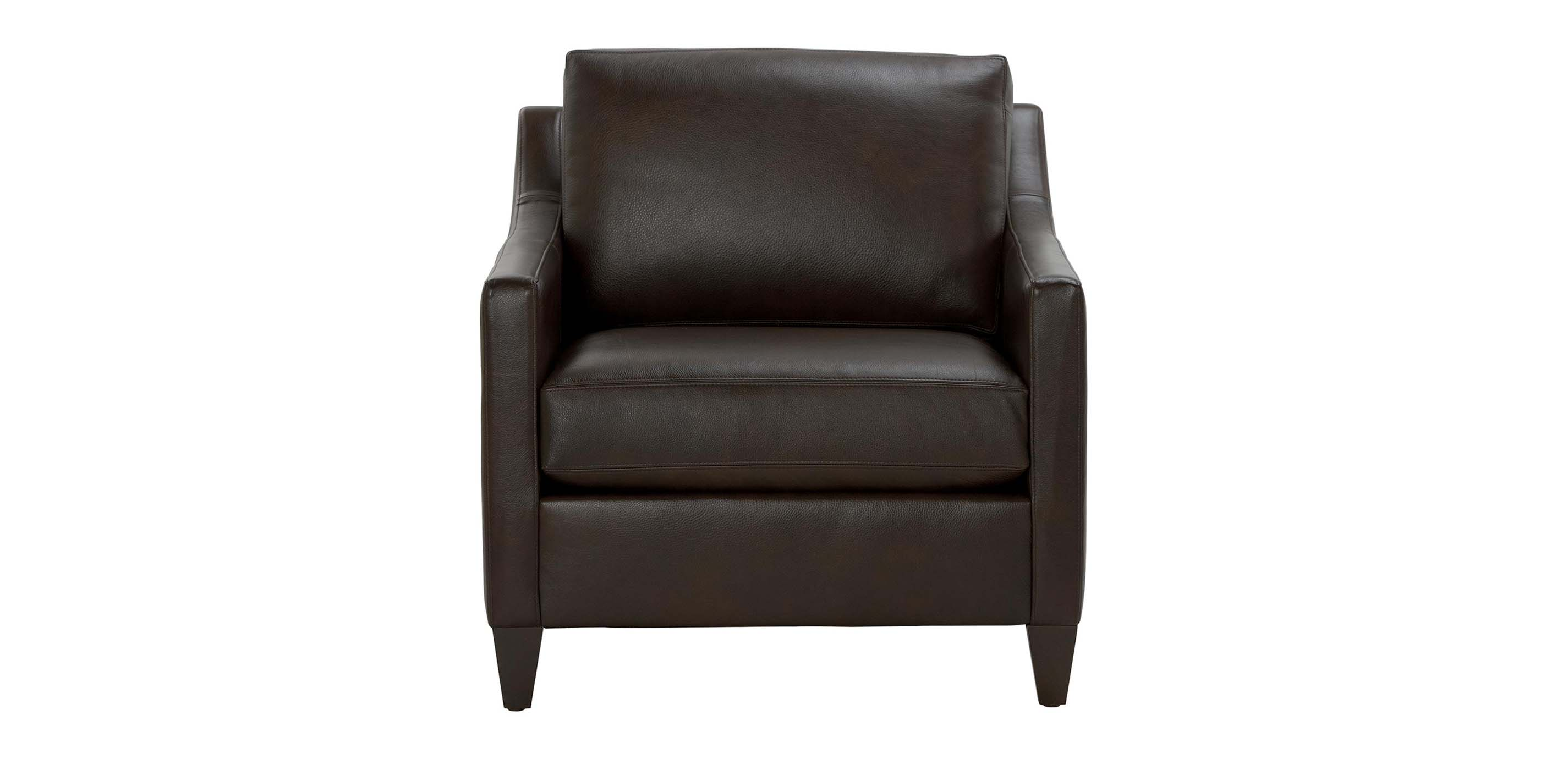 Great Images Monterey Leather Chair , , Large_gray