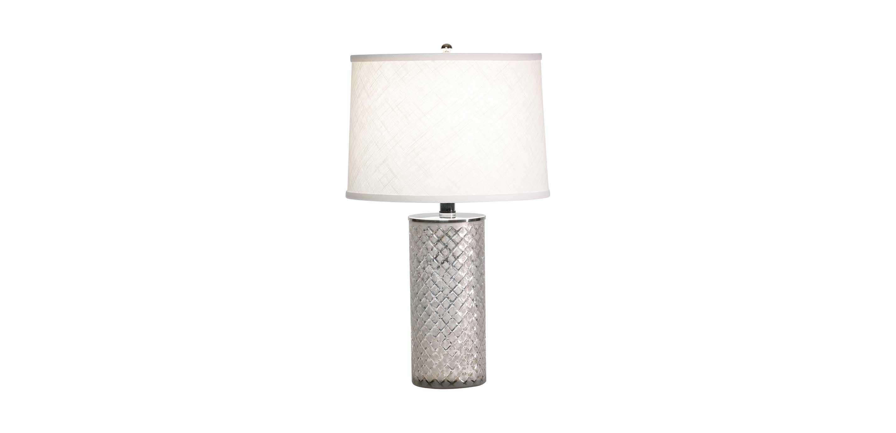 Lattice Glass Accent Lamp Desk Amp Accent Lamps Ethan Allen