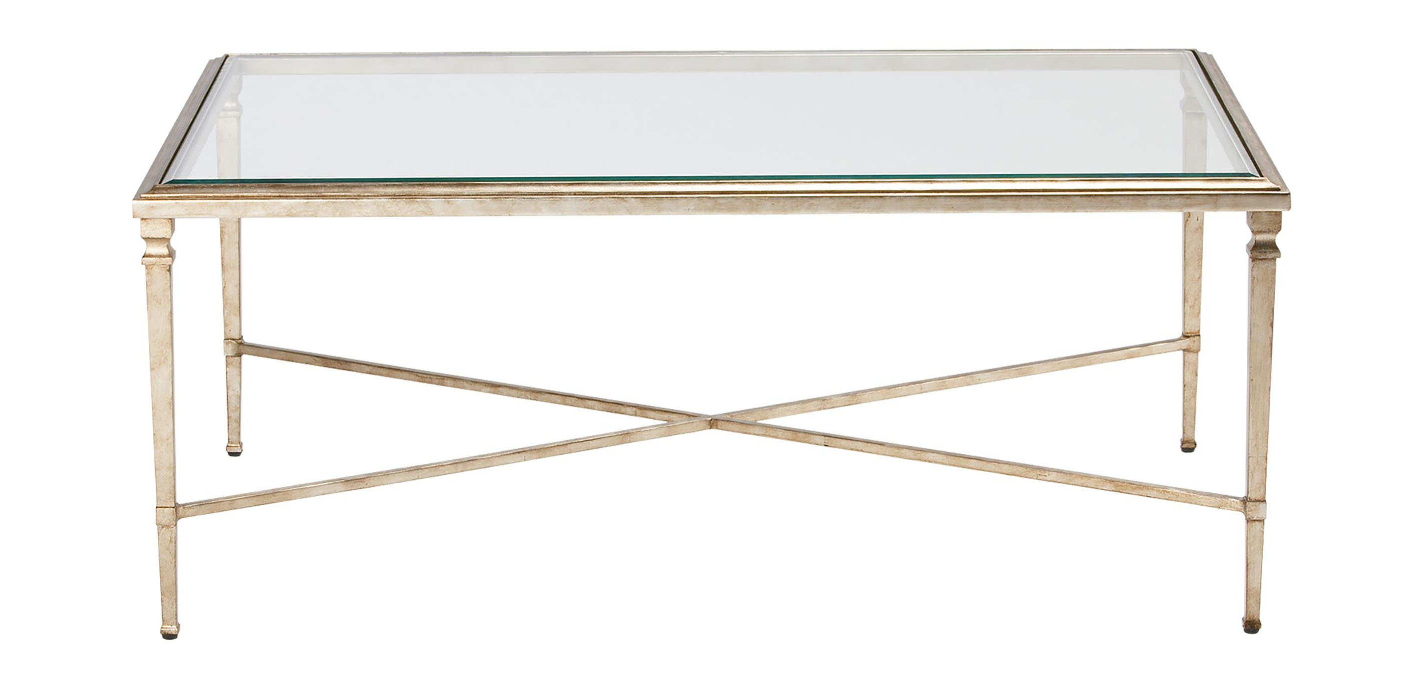 Rectangular Heron Coffee Table