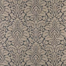 Noble Slate (20484), damask Noble Dove Fabric By the Yard