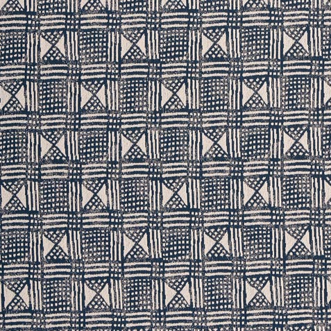 Barker Navy Fabric By the Yard Product Thumbnail
