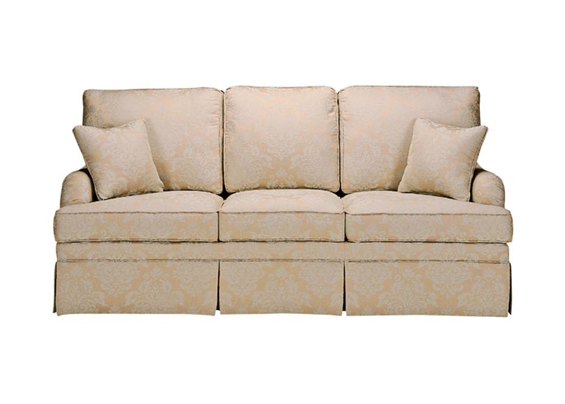 Ethan allen sofa sofas and loveseats leather couch ethan for Couch und sofa