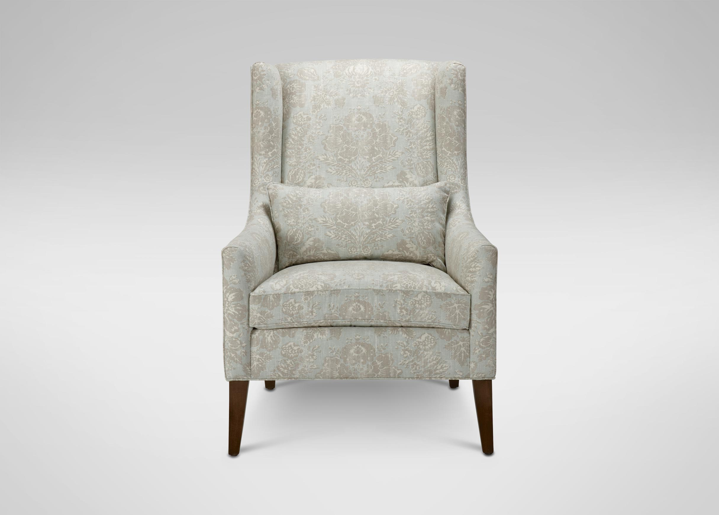 Perfect Images Kyle Wing Chair , , Large_gray