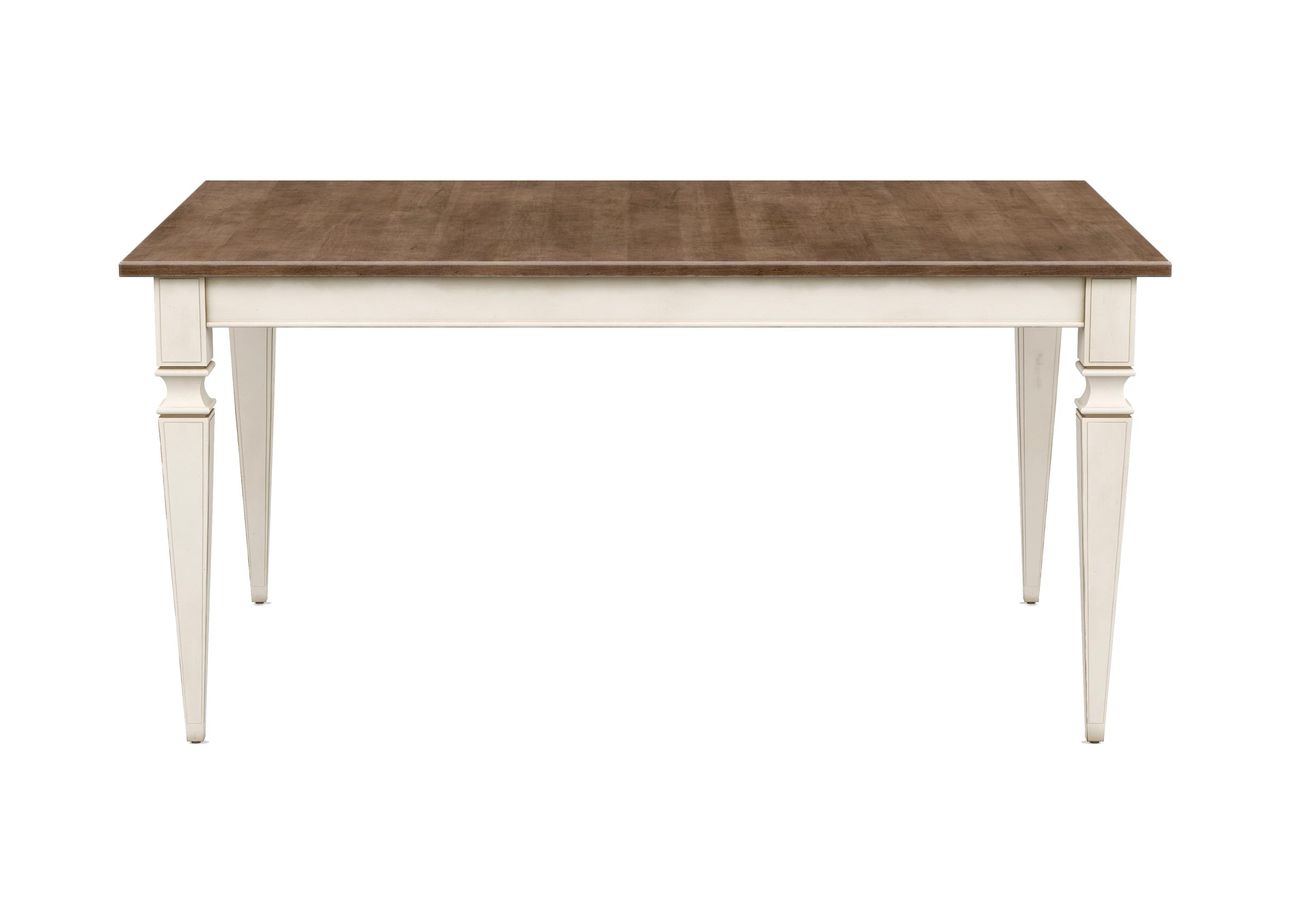 Avery small dining table dining tables ethan allen for Small dining room big table