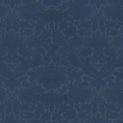 Hagan Navy Fabric by the Yard ,  , large