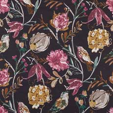 Catrine Wine (41104) Catrine Fabric