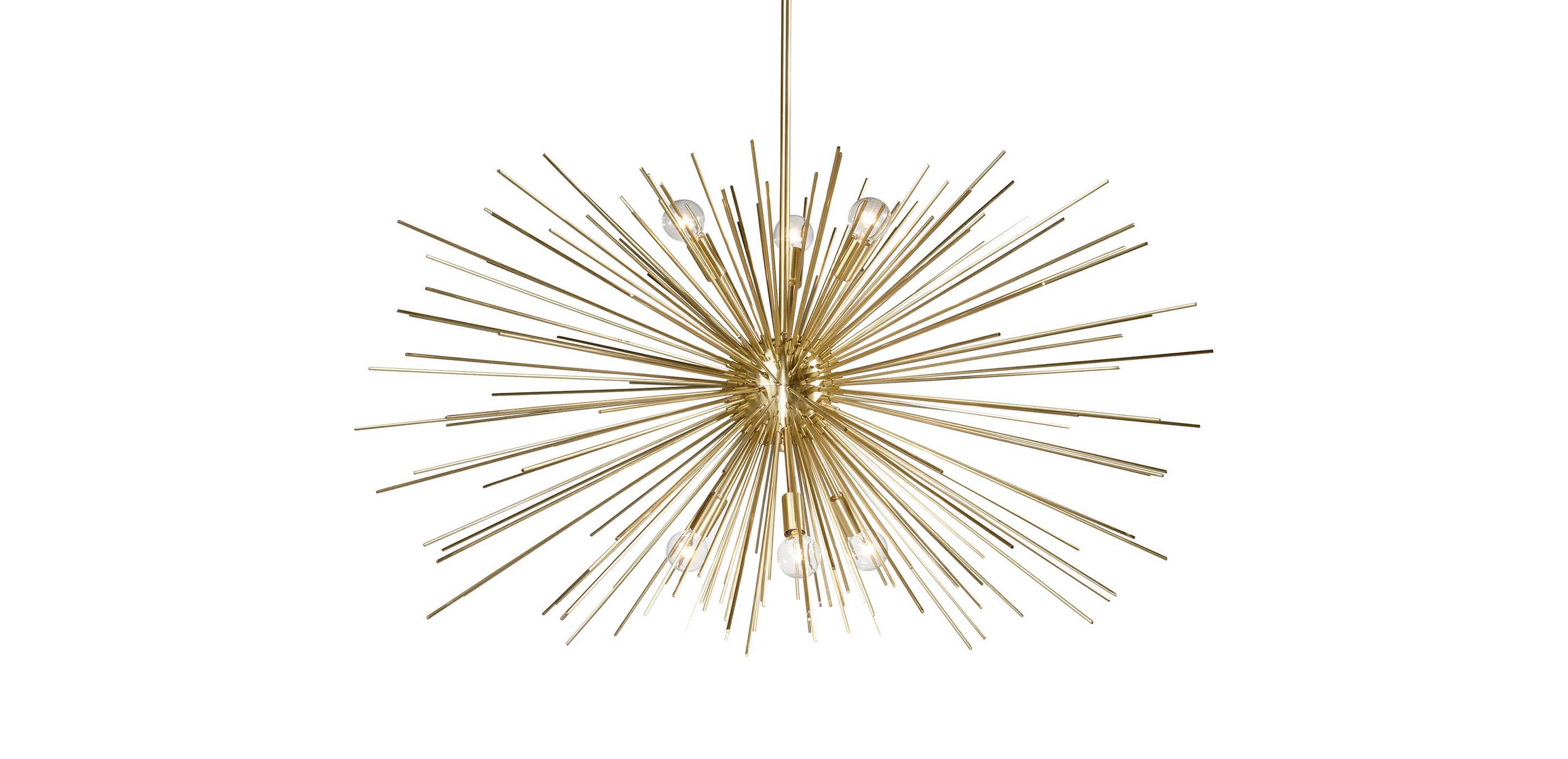 Starburst chandelier chandeliers ethan allen images null mozeypictures Images