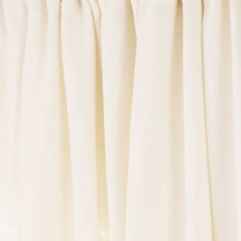 White Sayre Washed Linen Fabric by the Yard ,  , large