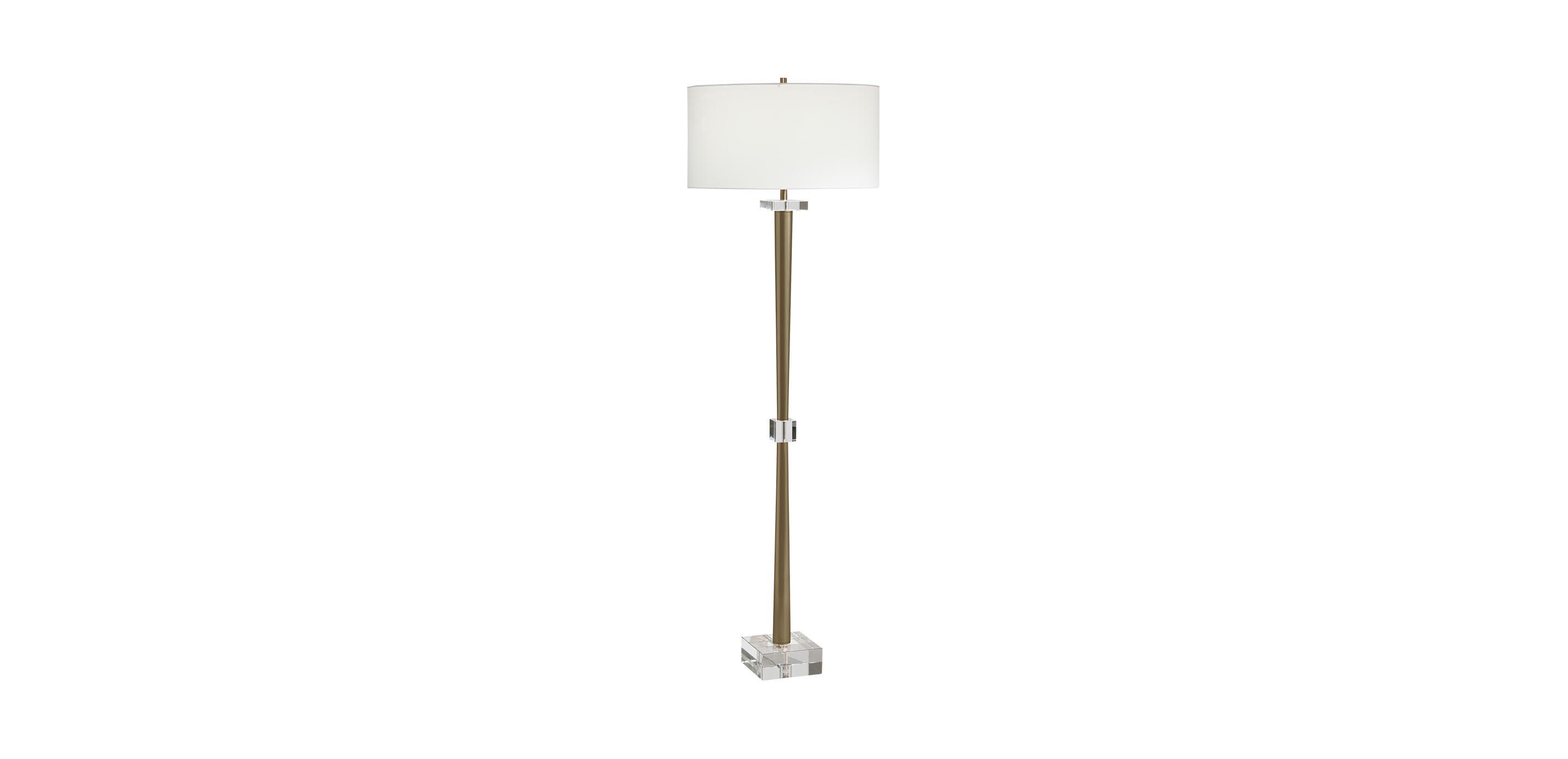 off second decor metal hand floor lamp