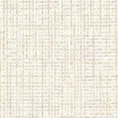 White Woven Summer Grid Wallpaper
