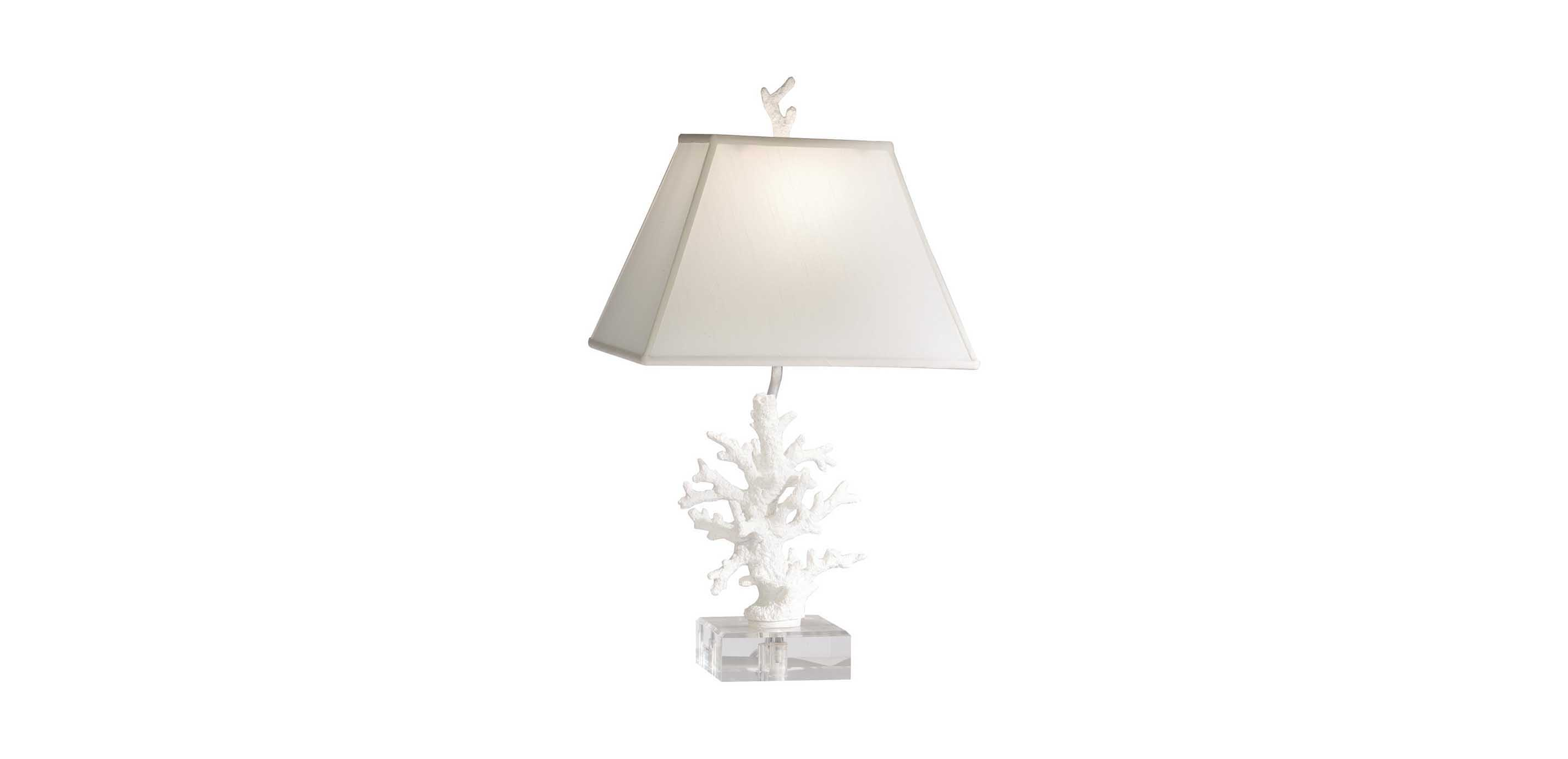 Superior Images Faux Coral Accent Lamp , , Large_gray