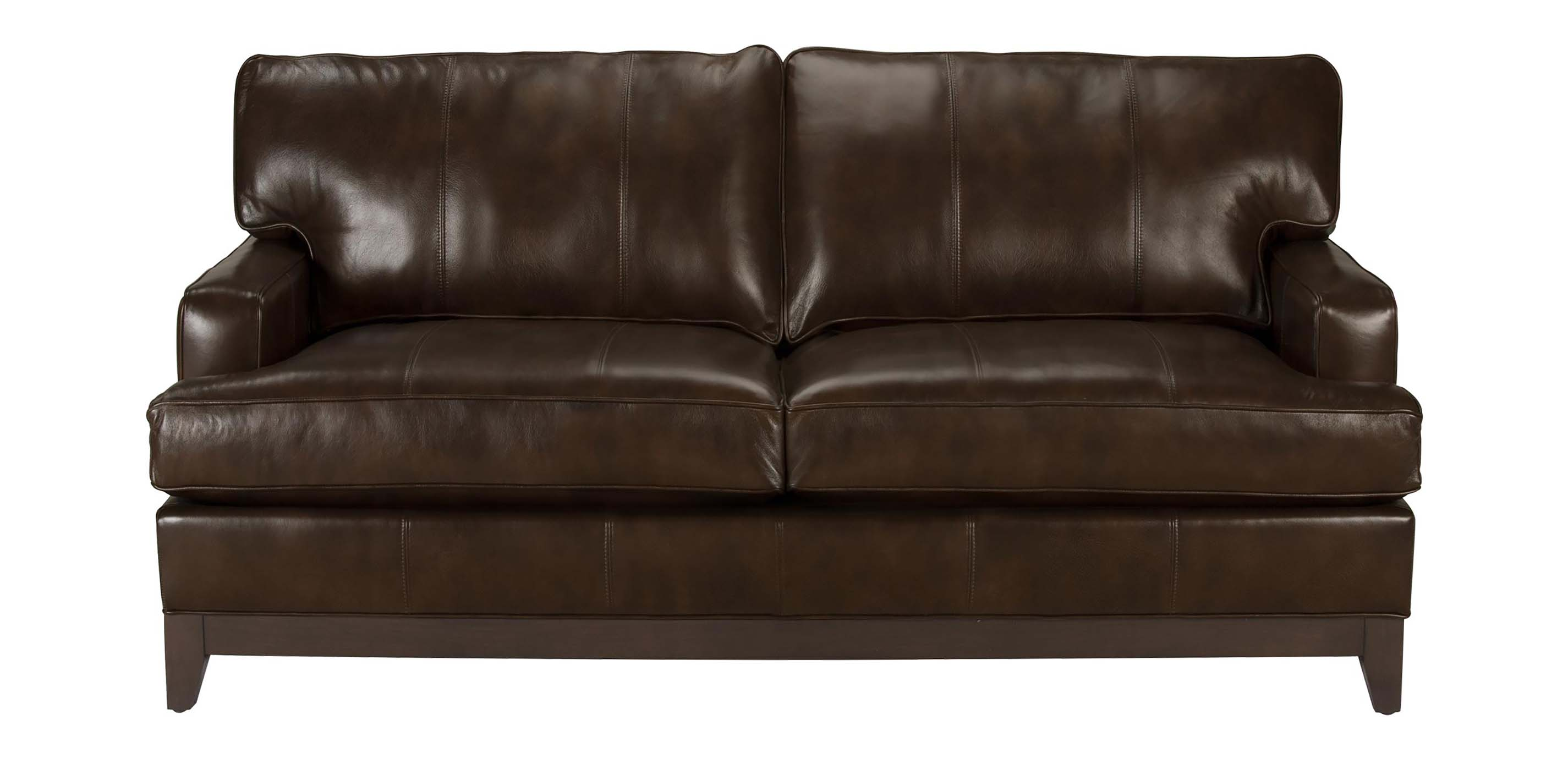 Arcata Leather Sofa Quick Ship Sofas Amp Loveseats