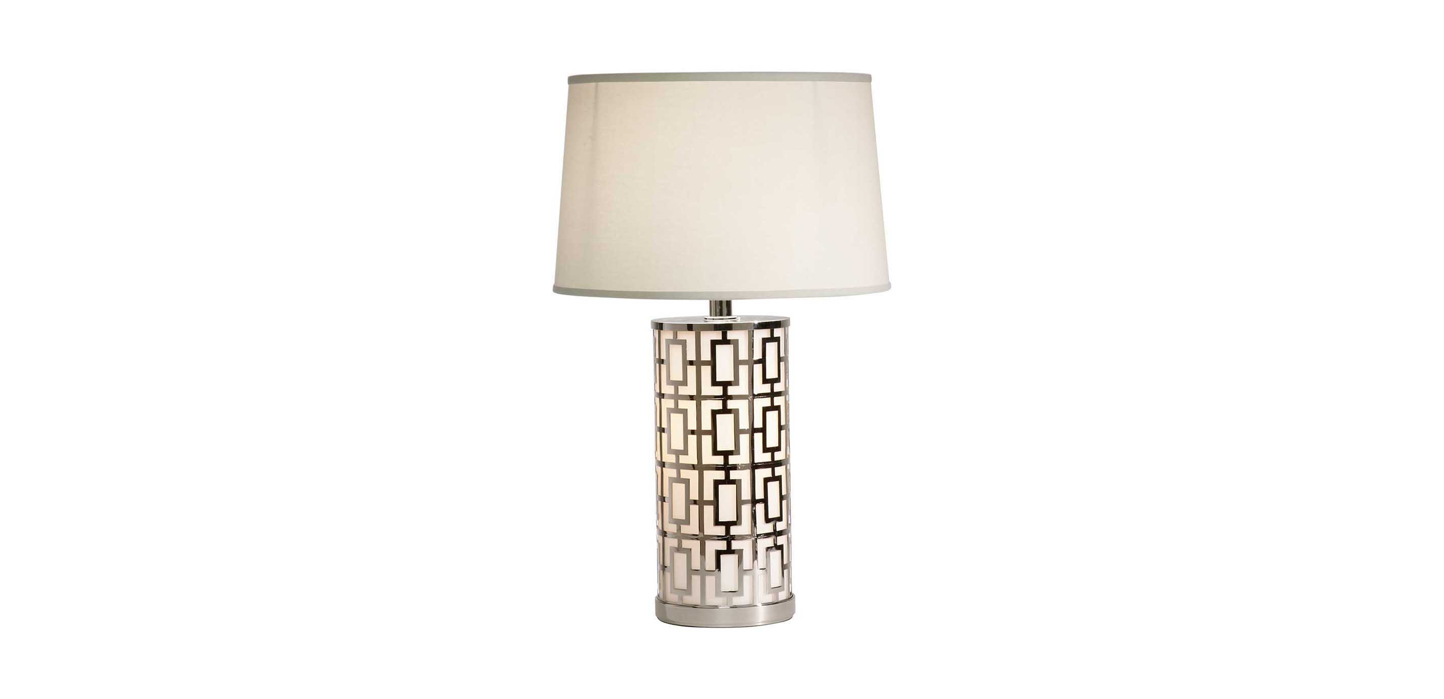 Geo Symmetric Table Lamp | TABLE LAMPS