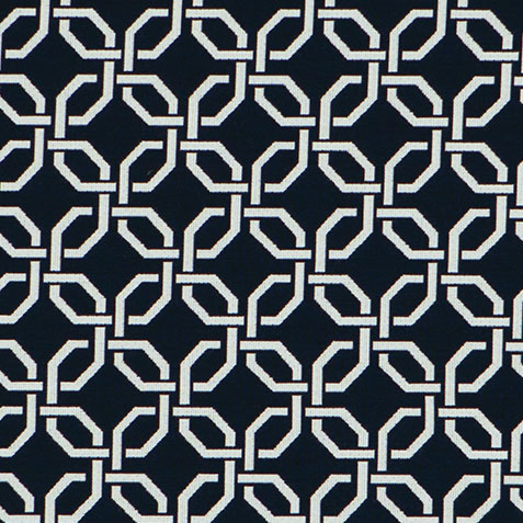 Lyle Indigo Fabric by the Yard Product Thumbnail