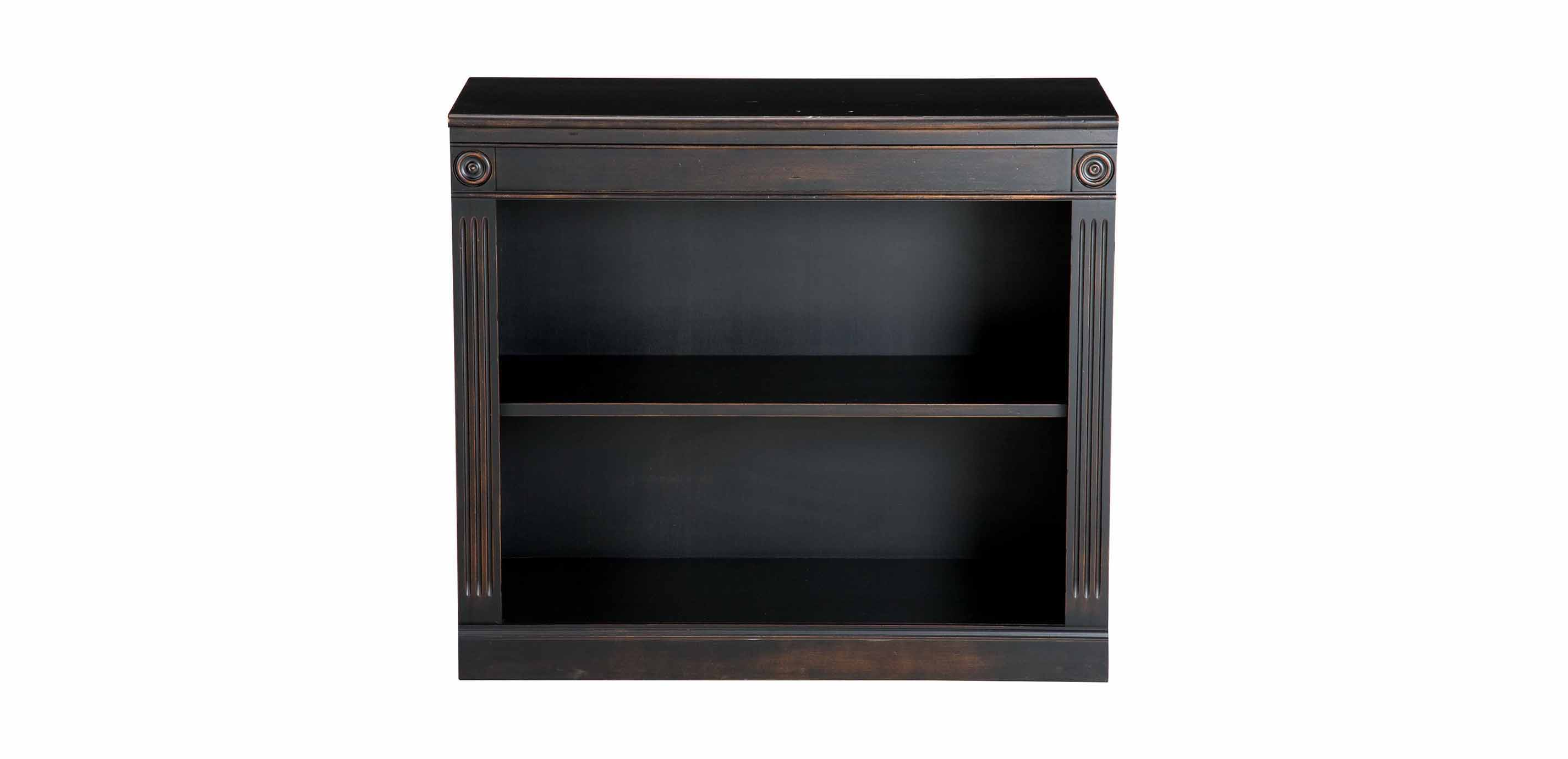 Crawford Low Bookcase Bookcases Ethan Allen
