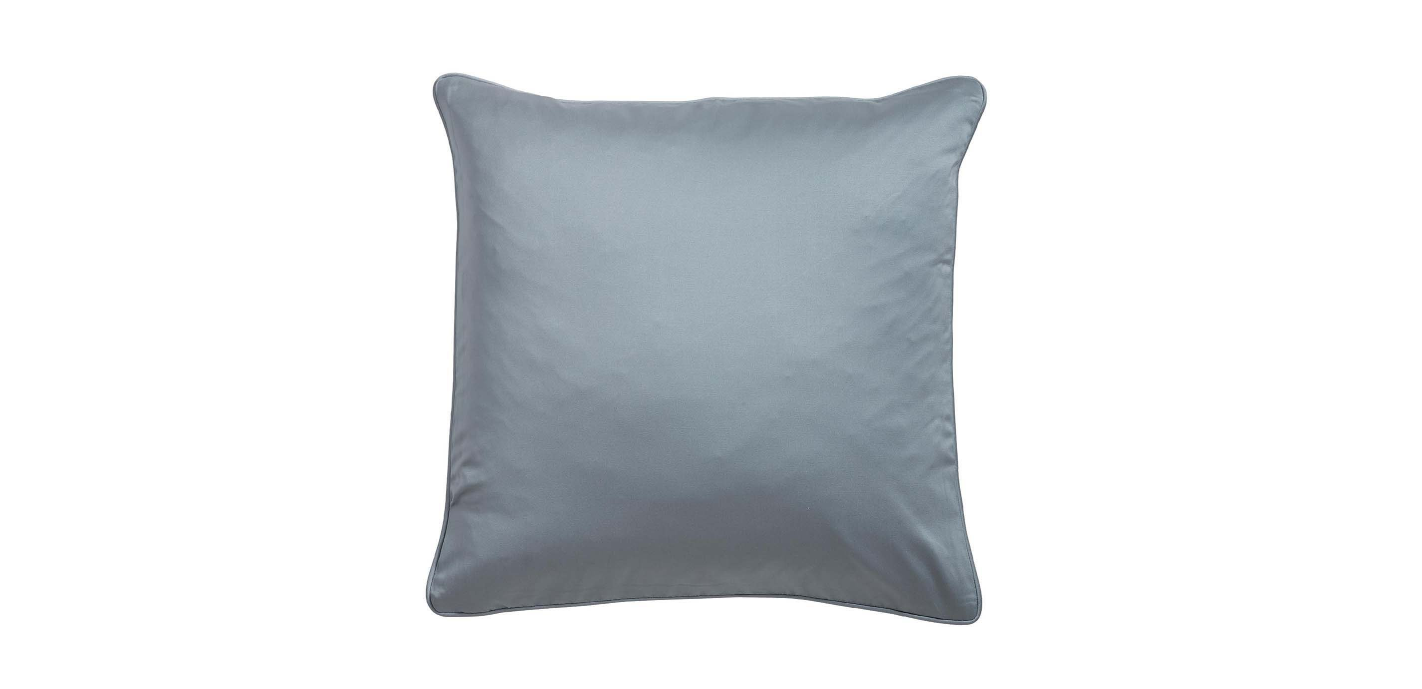 Salena Square Pillow Silk Look Square Pillow Ethan Allen