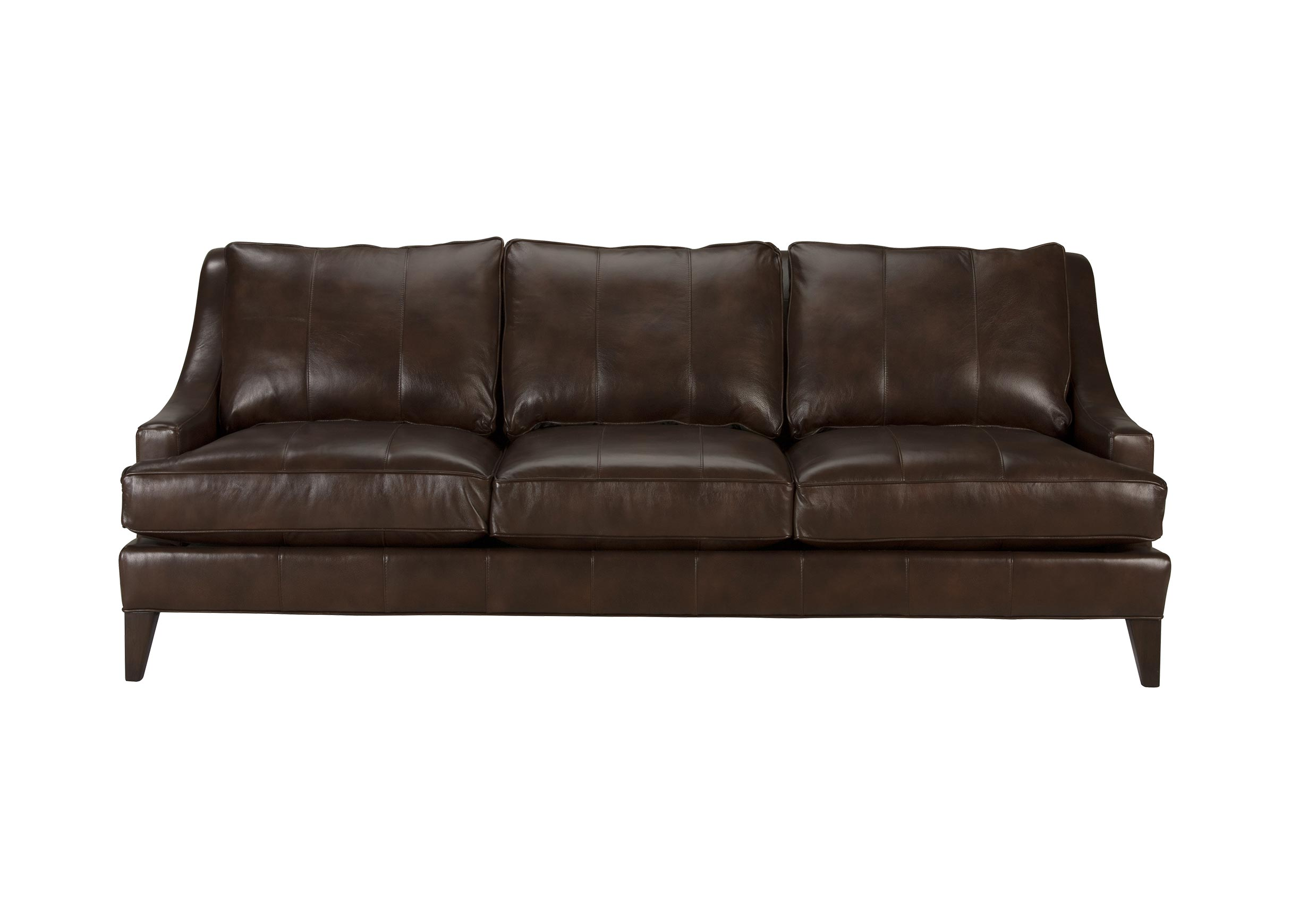 Emerson Leather Sofa, Quick Ship | Sofas & Loveseats | Ethan Allen