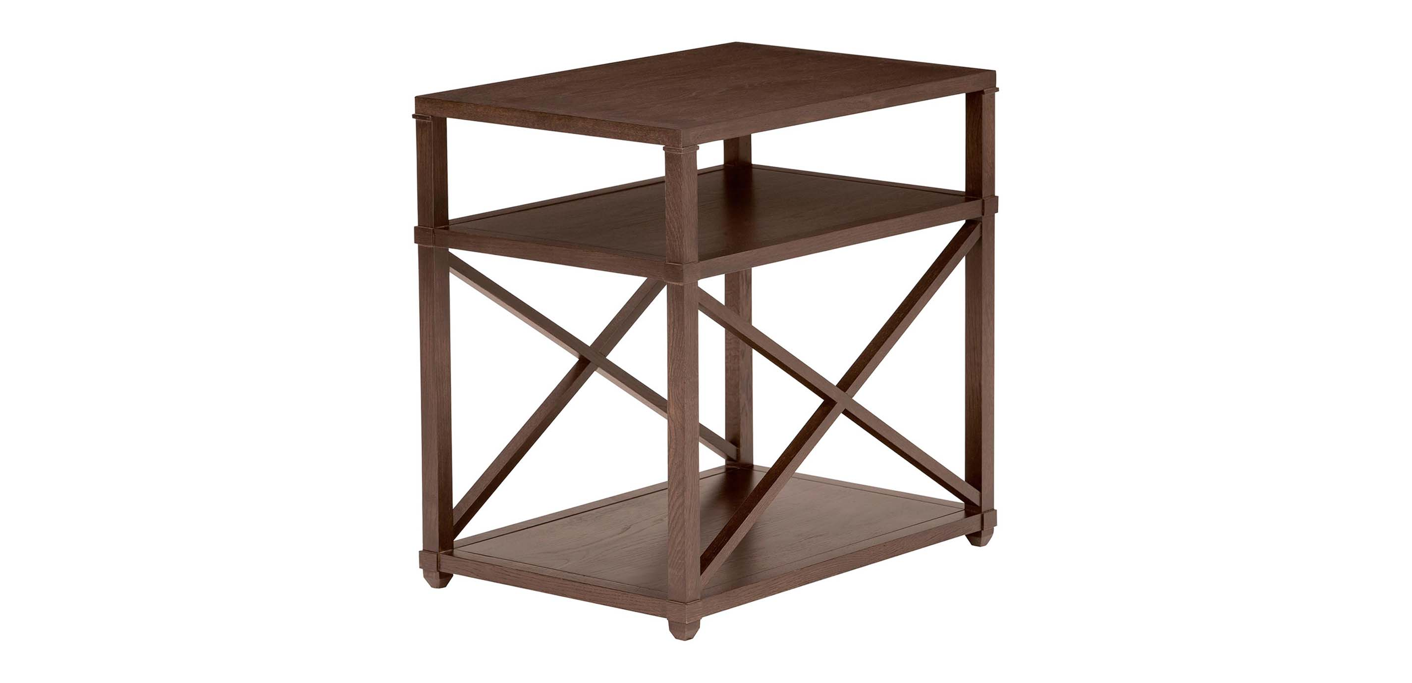 Images Highland Rectangular End Table , , Large_gray