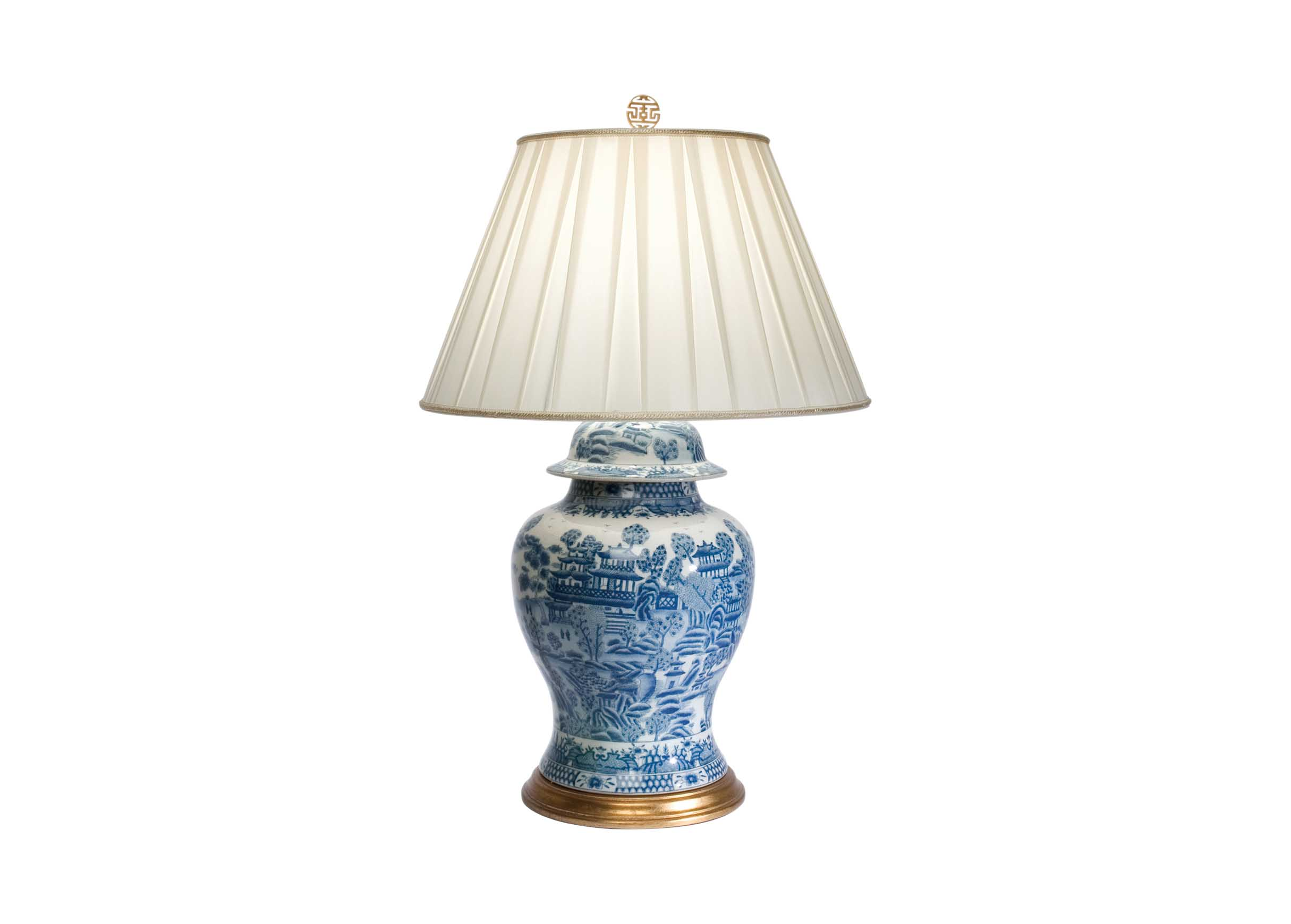 Classic Ginger Jar Table Lamp TABLE LAMPS Ethan Allen