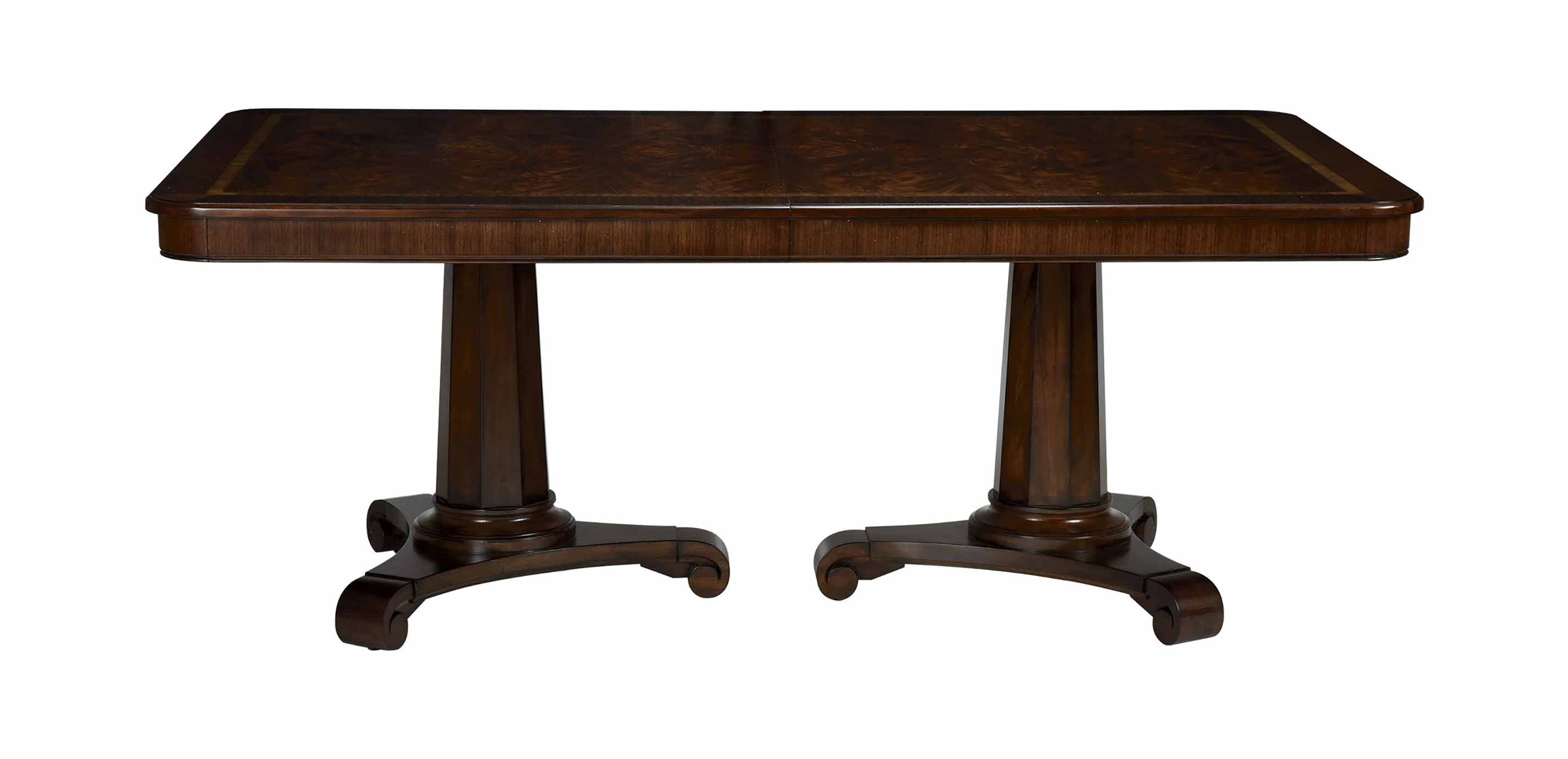 Sanders Dining Table Tables, Ethan Allen Dining Room Tables