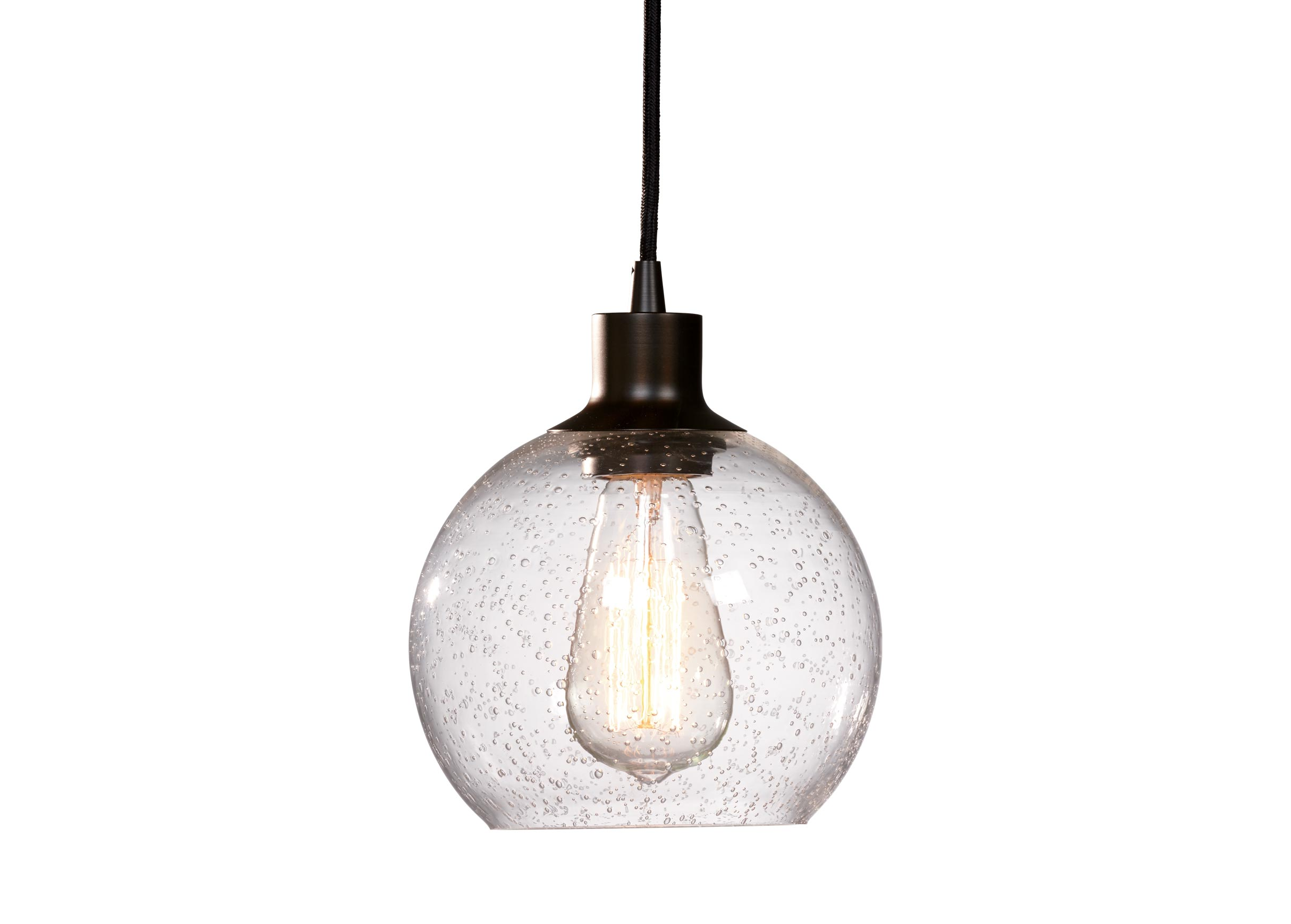 privata bby produzione pendant design light lamp blown of unique porcelain acquatinta glass