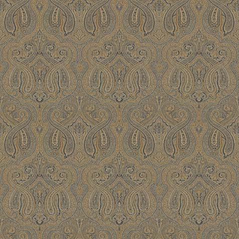 Marsyl Sapphire Fabric by the Yard ,  , large