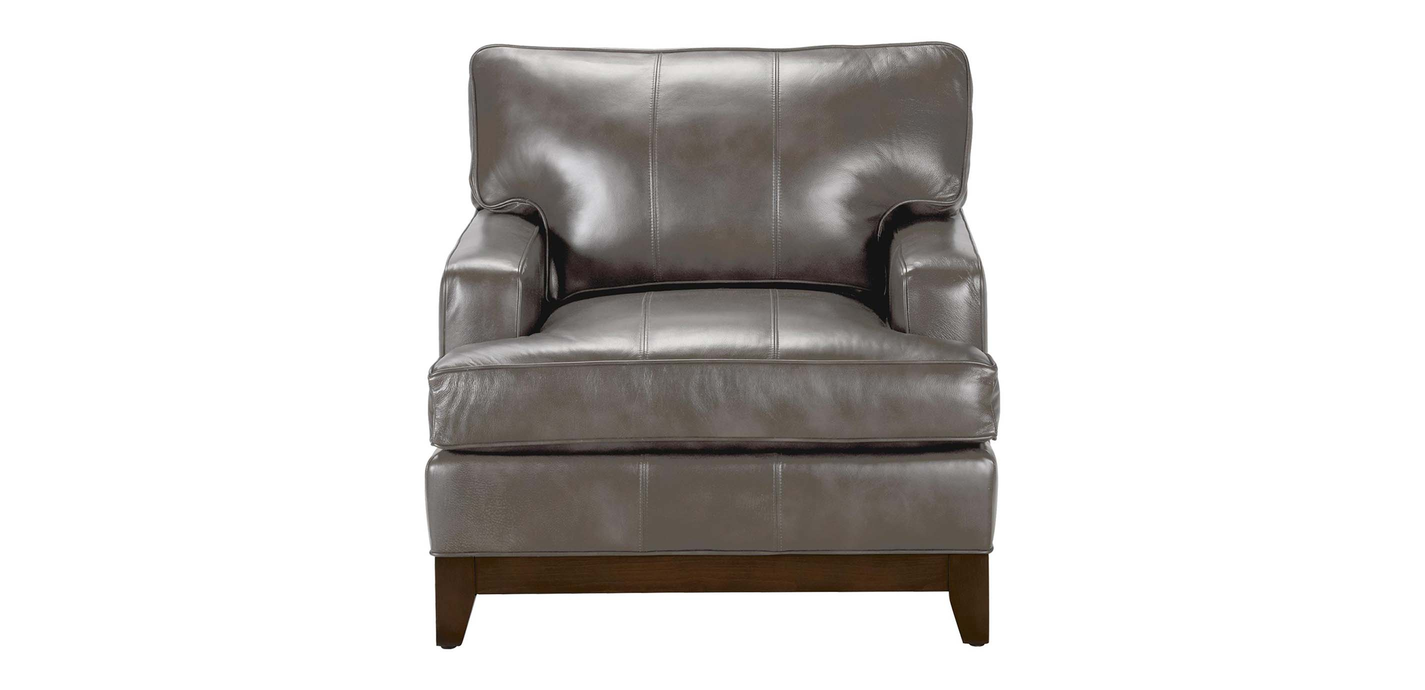 Images Arcata Leather Chair, Quick Ship , , Large_gray