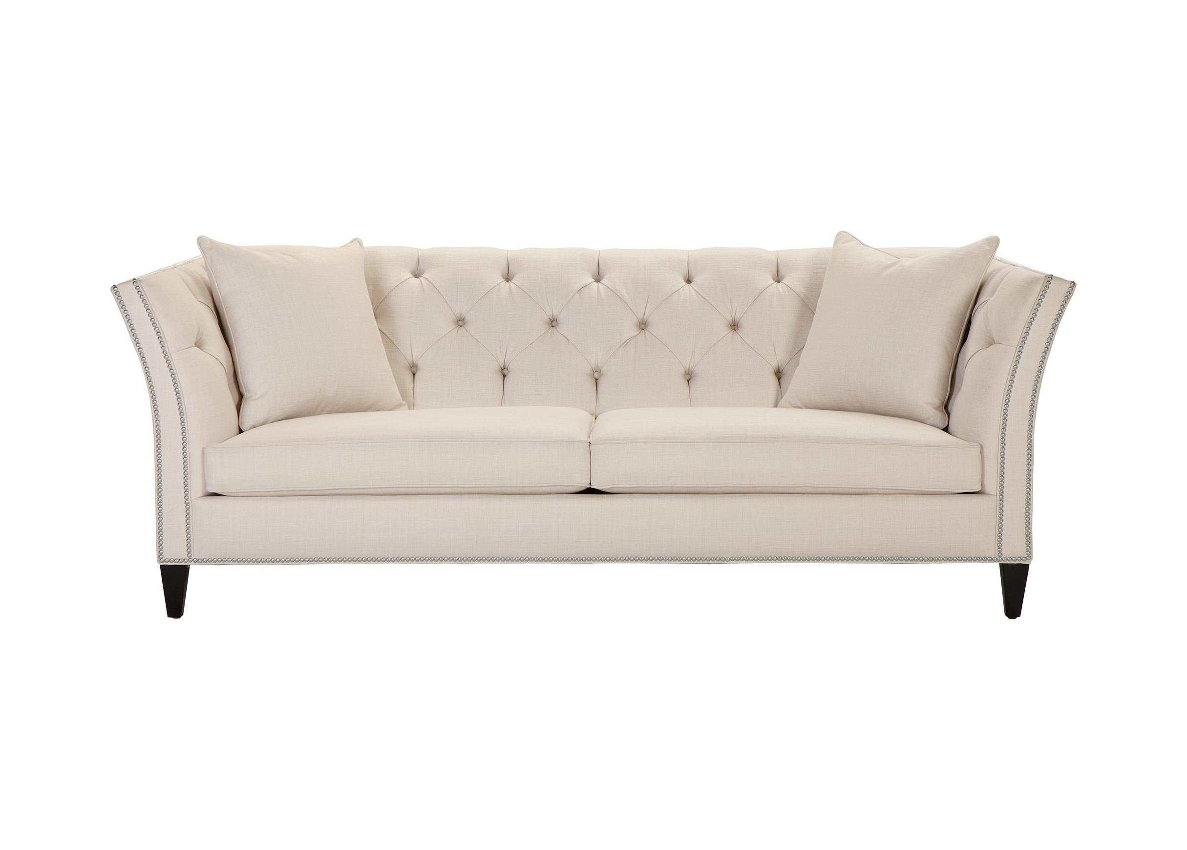 Shelton sofa sofas loveseats ethan allen for Couch und sofa