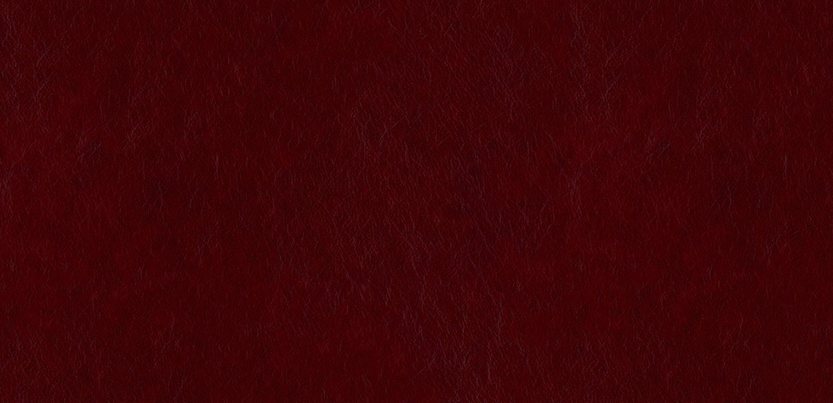 Anson Red Leather Swatch Ethan Allen Ethan Allen