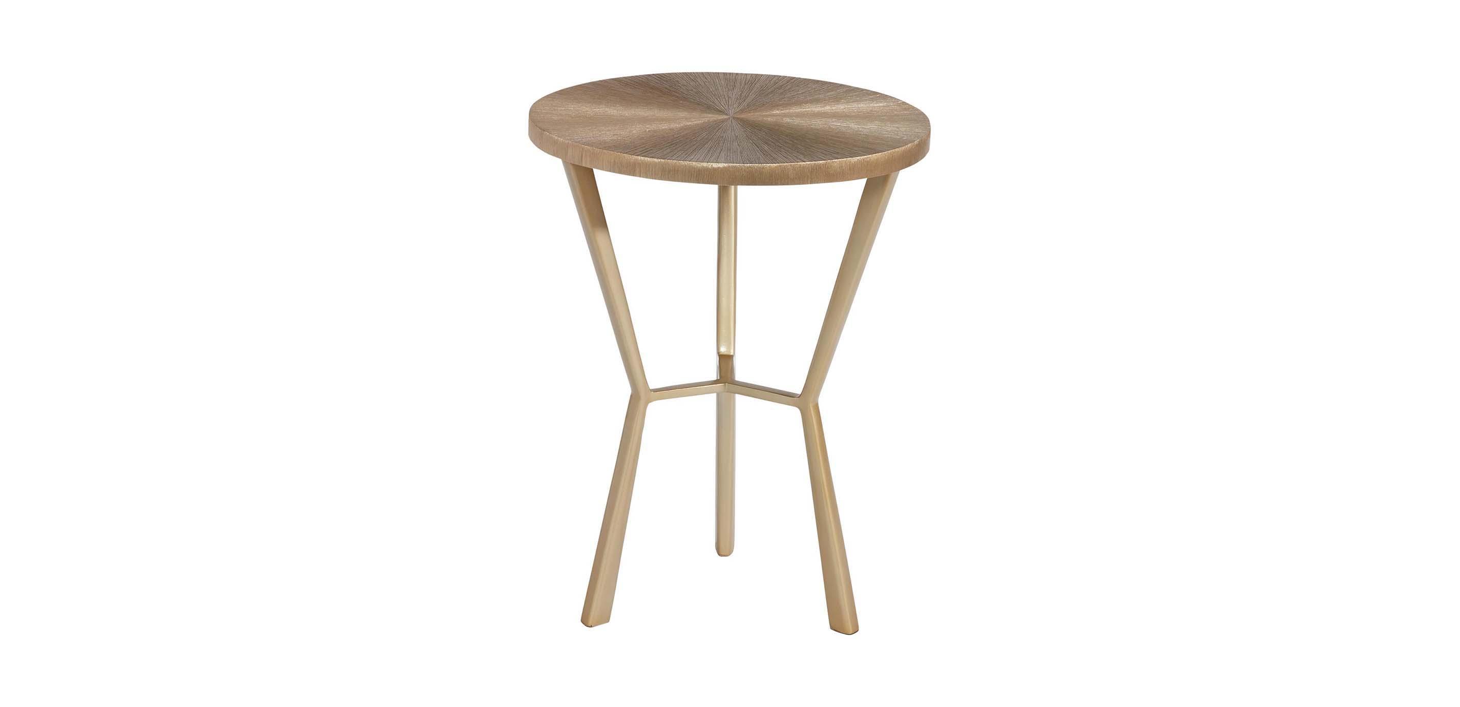 - Tasha Aluminum Accent Table Small Aluminum Table Ethan Allen