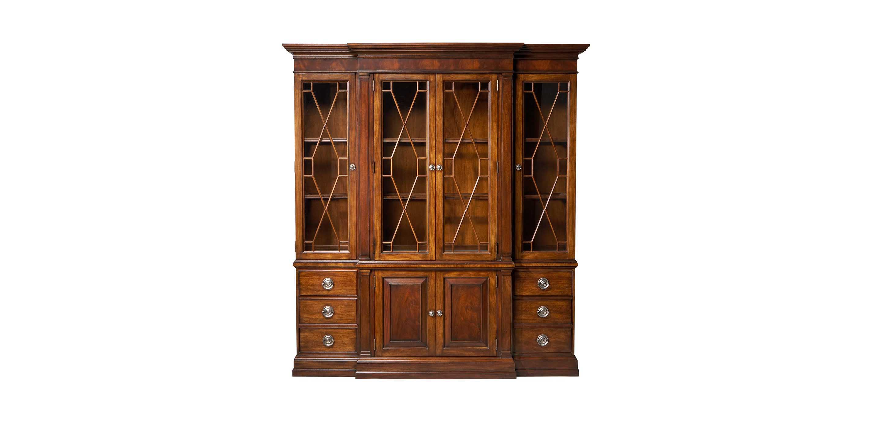 Wooster China Cabinet, Belmont