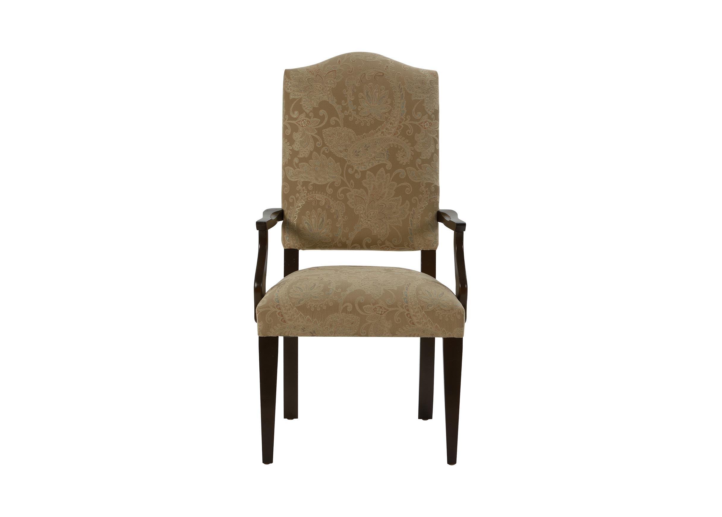 Hadley Tapered-Leg Armchair   Arm & Host Chairs   Ethan Allen
