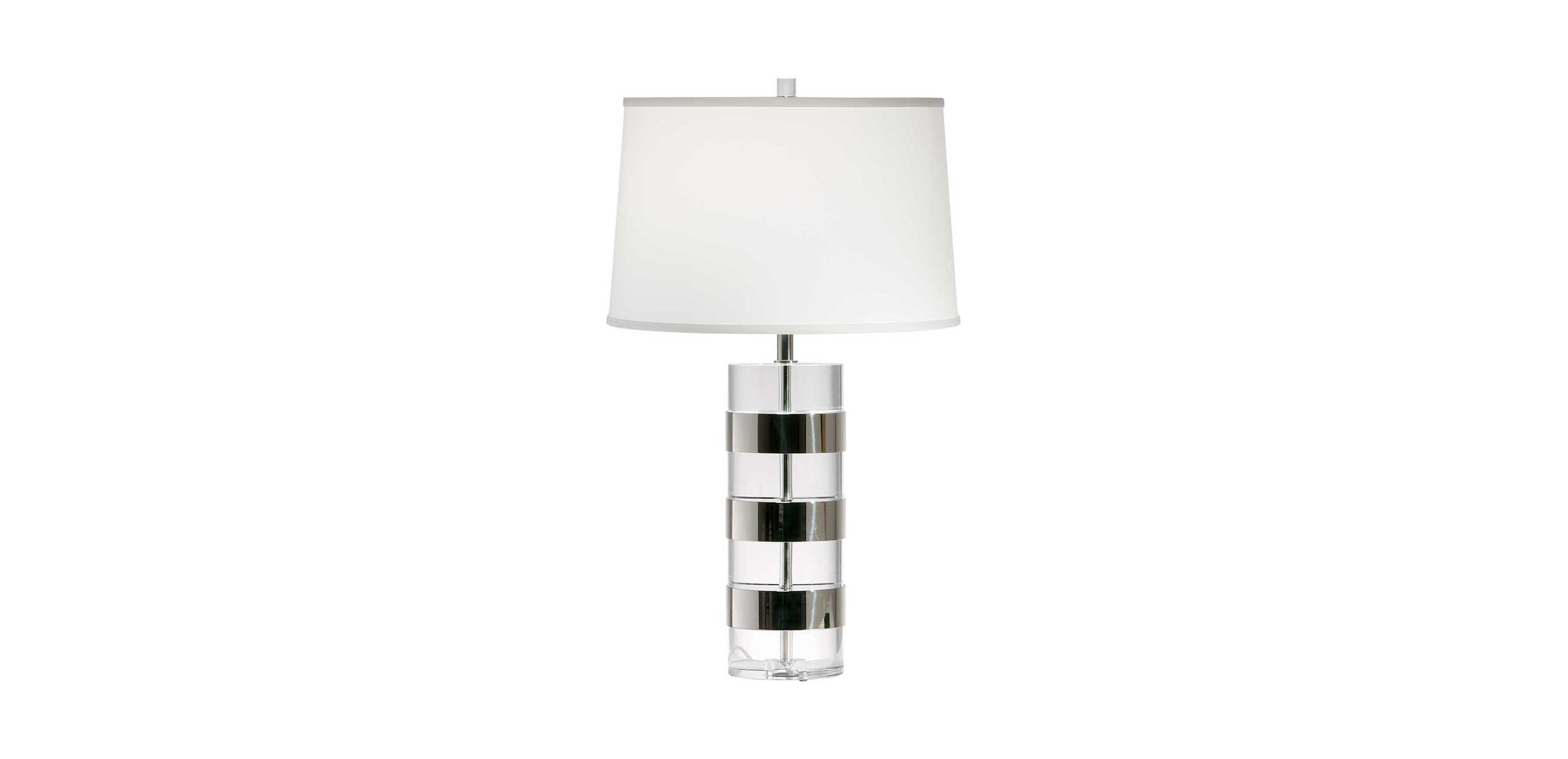 Images Asher Table Lamp , , Large_gray