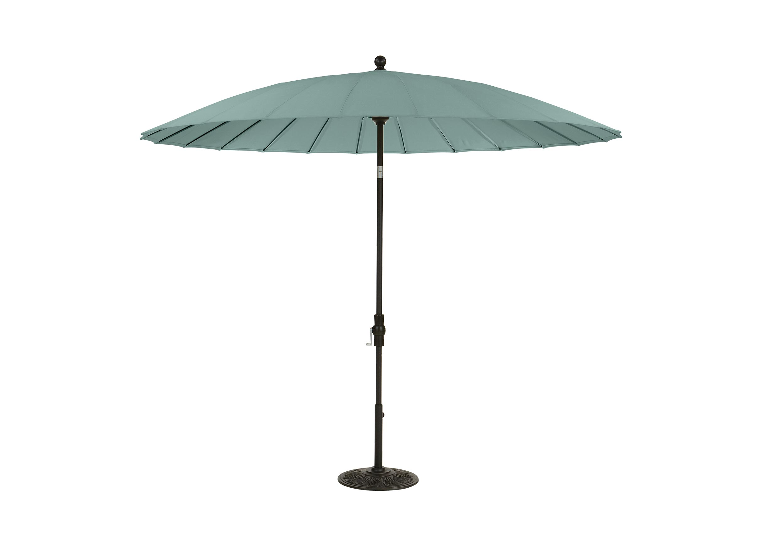 Spa Blue Shanghai Market Umbrella Umbrellas Amp Stands