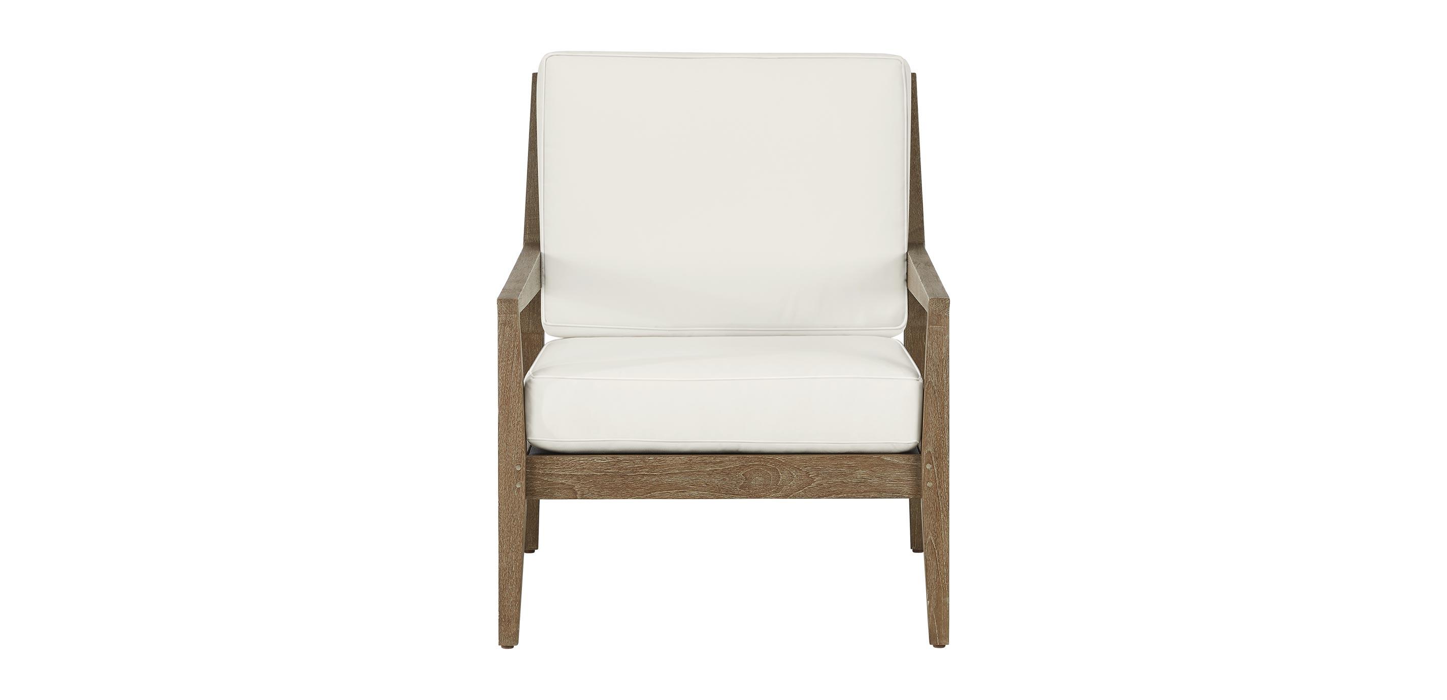 Bridgewater Cove Teak Patio Lounge Chair Ethan Allen Outdoor