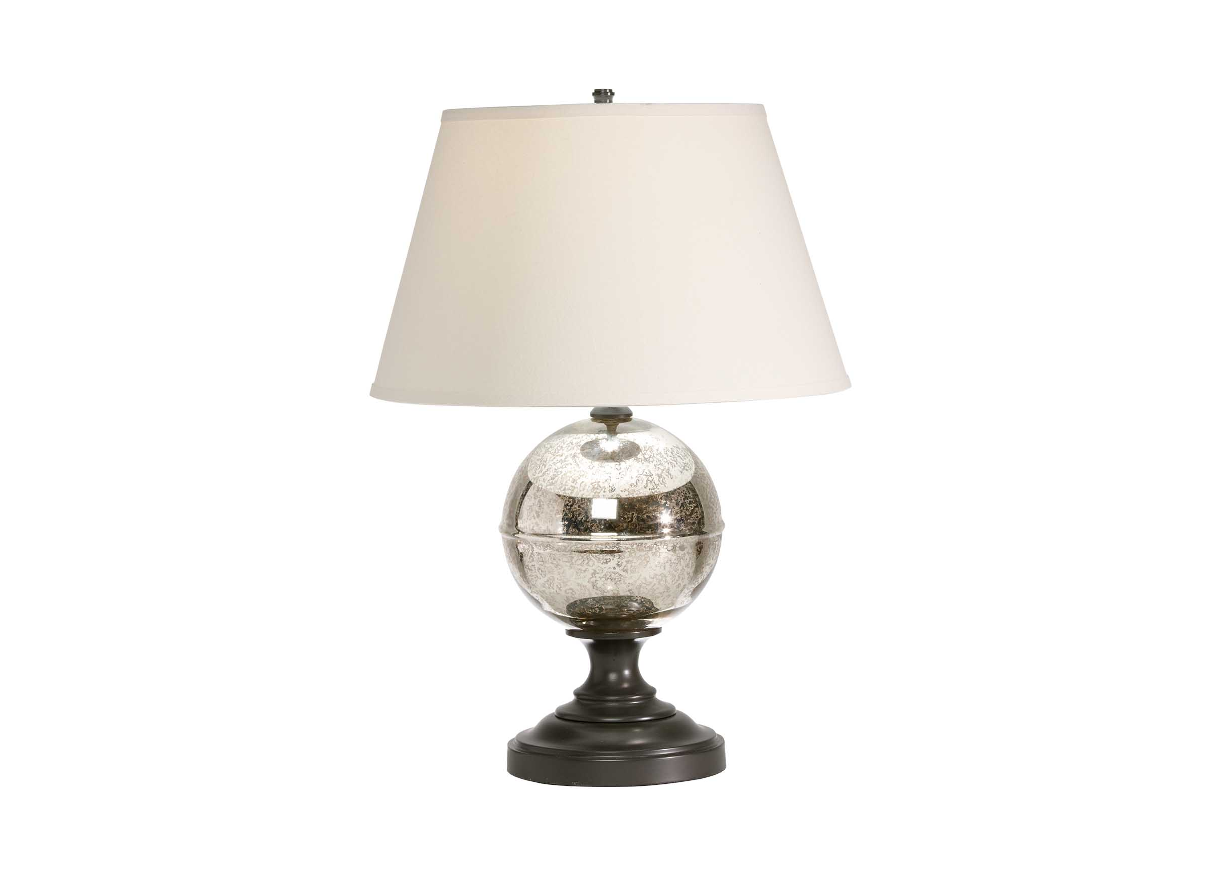 Images null & Glass Orb Table Lamp | TABLE LAMPS | Ethan Allen