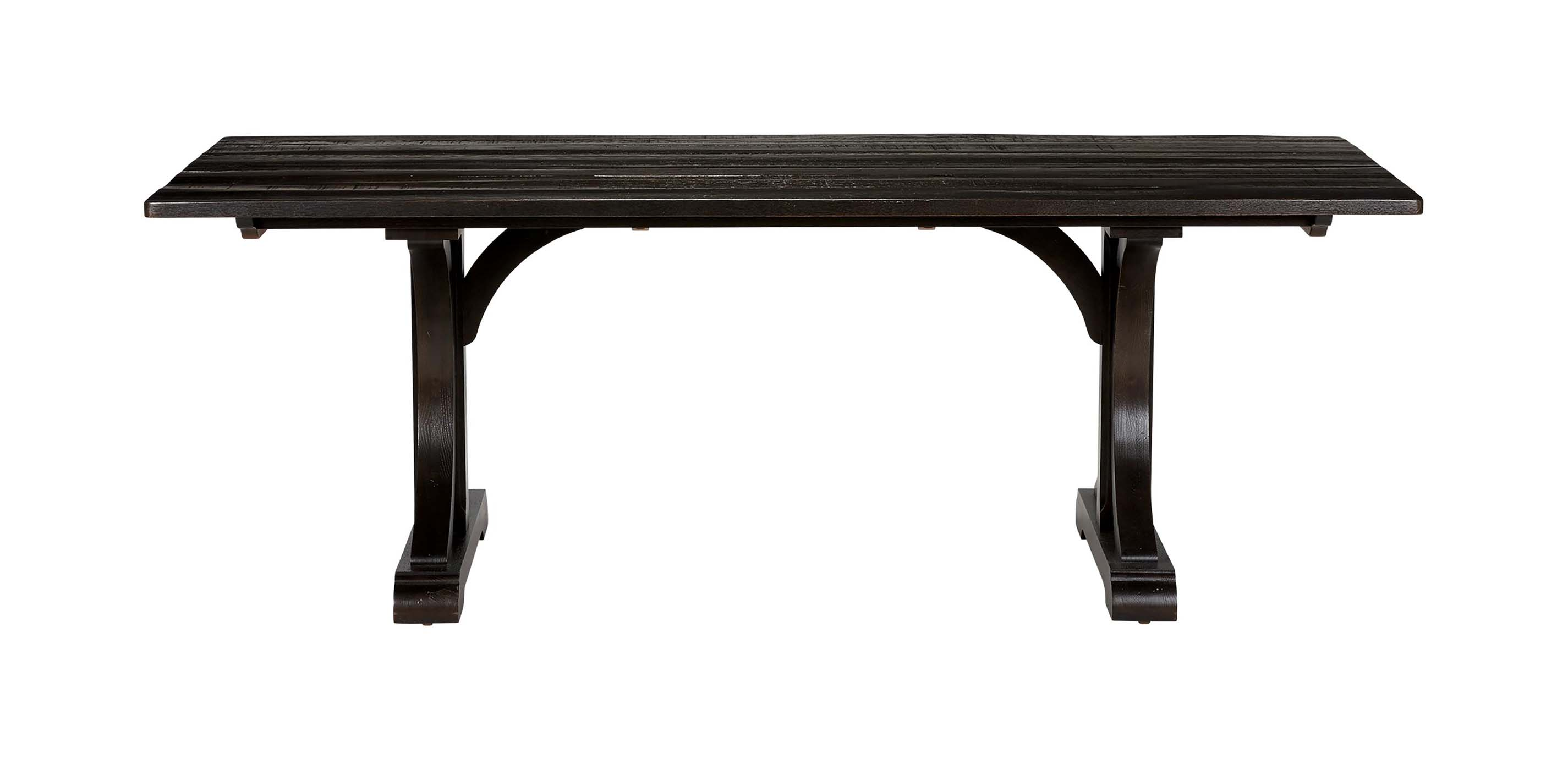 Images null & Corin Trestle Dining Table | Dining Tables | Ethan Allen
