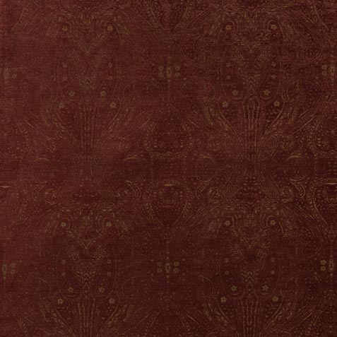 Regan Claret Fabric by the Yard ,  , large