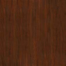 Cello (393): Rich mahogany stain. Sanders Dining Table