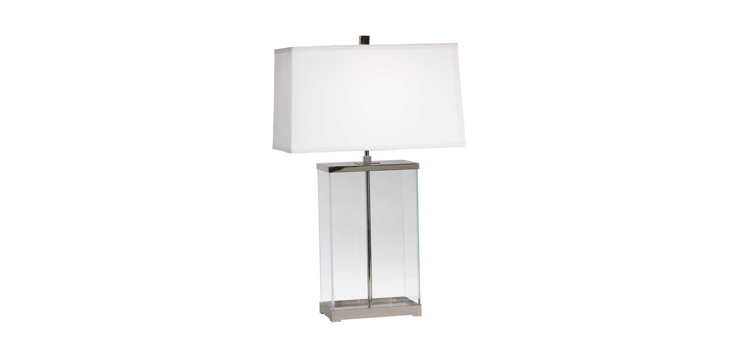 images rectangular glass table lamp largegray