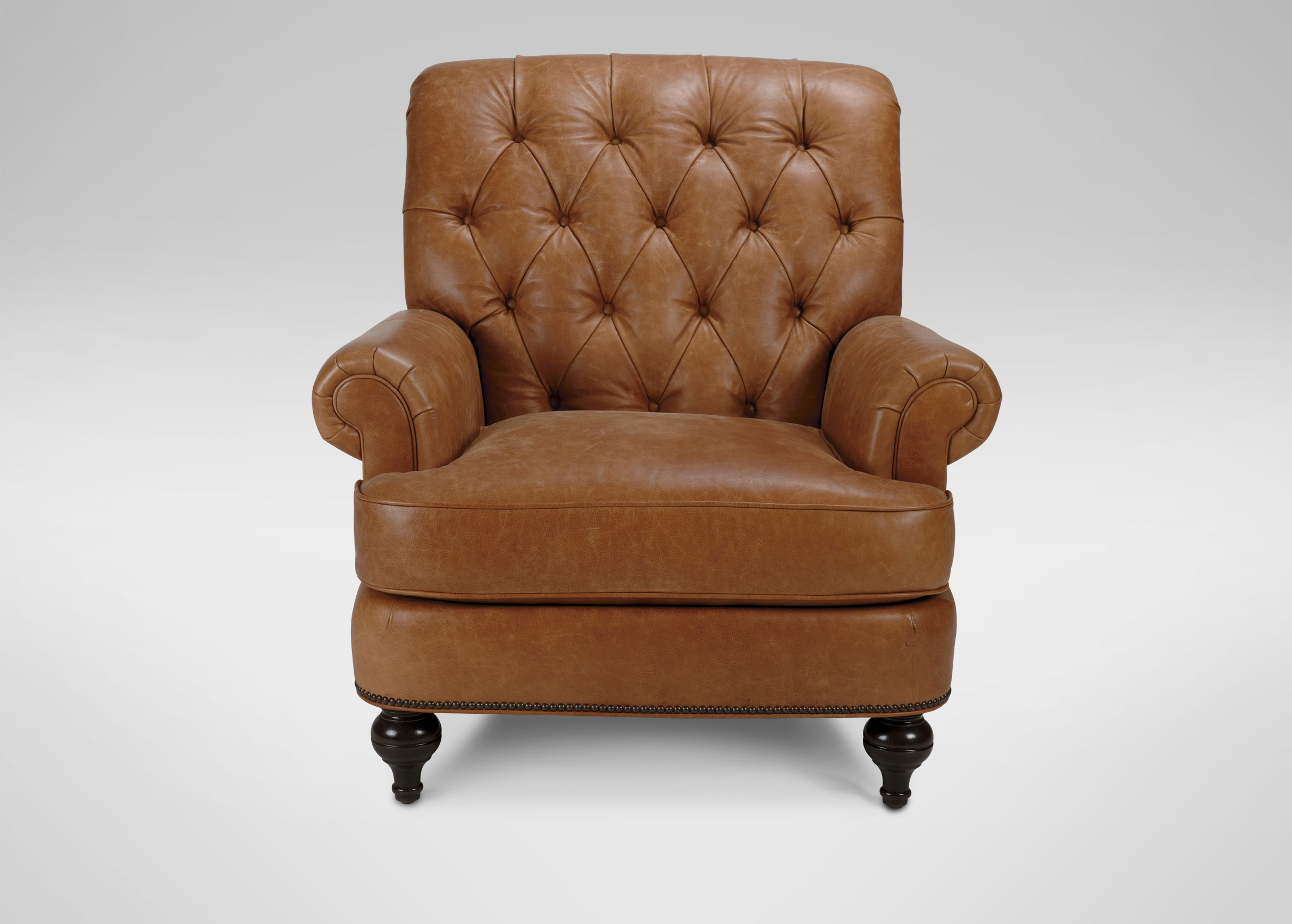 Images Shawe Leather Chair , , Large_gray