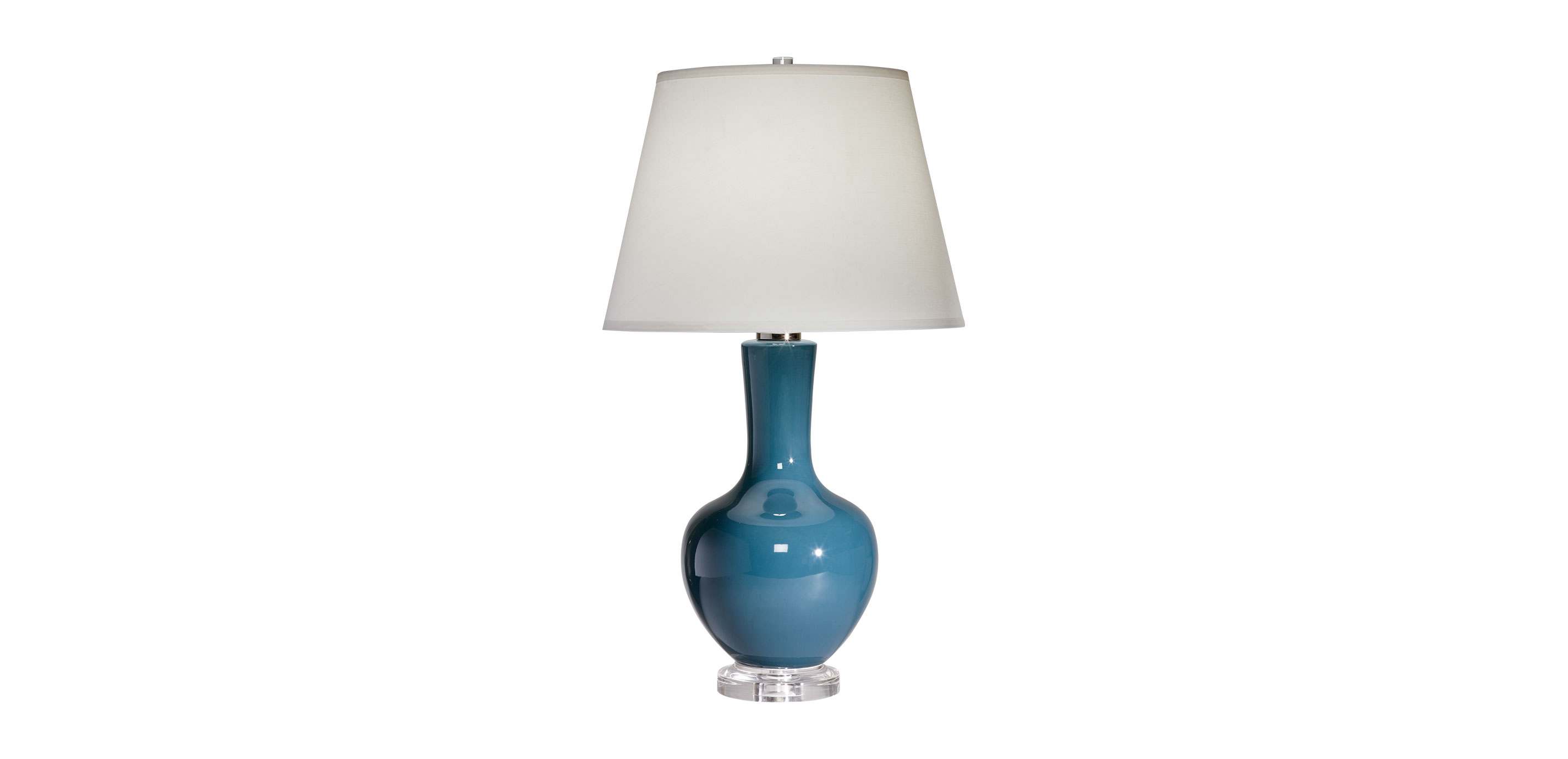 Lia table lamp table lamps ethan allen for Images of table lamps